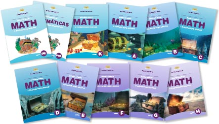 EduREALM MATH SUPPLEMENTAL: PK-8 Eng, PL Spanish