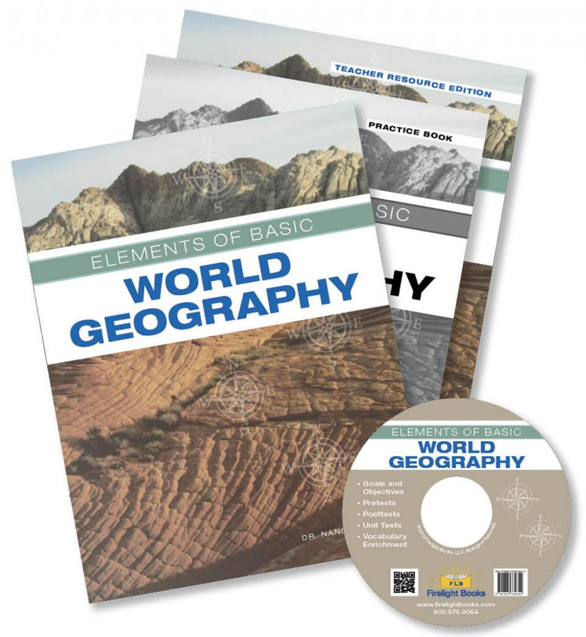 Elements of Basic World Geography